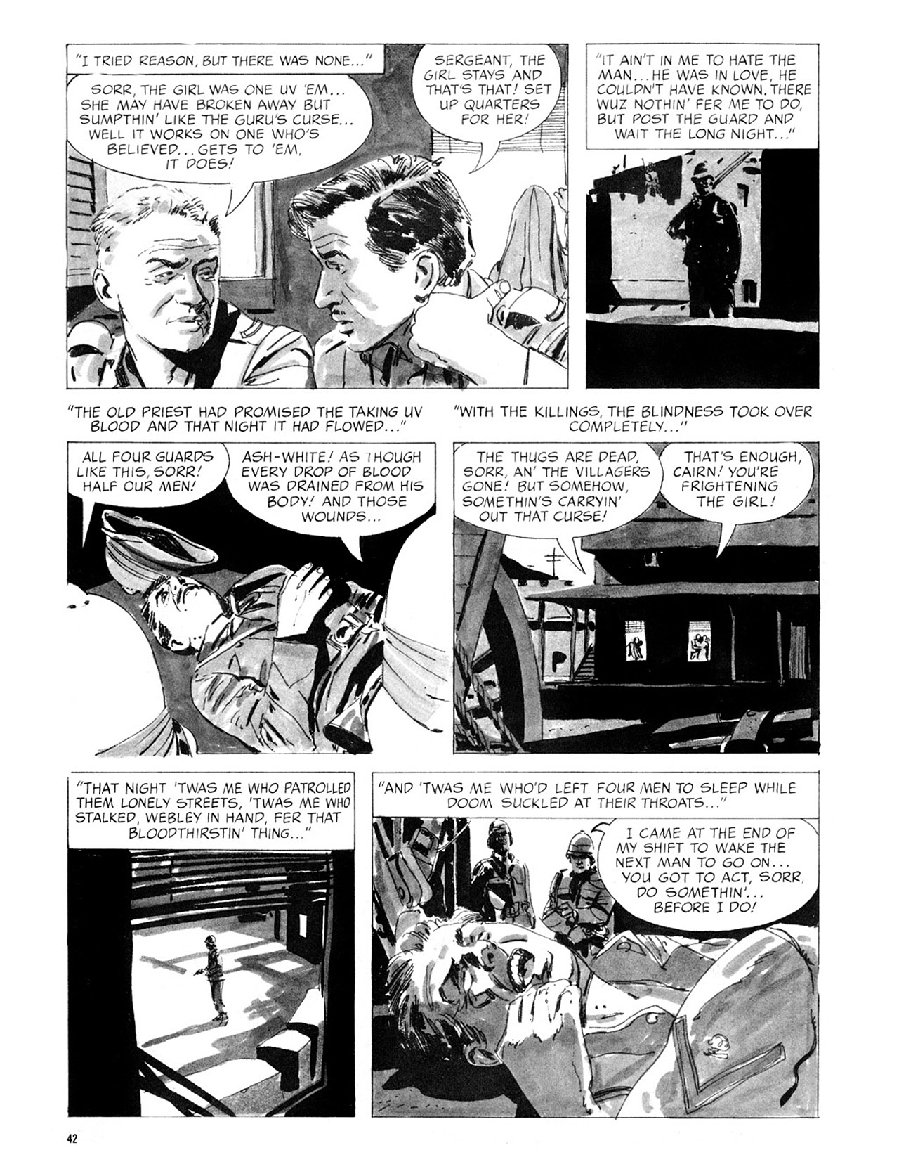 Read online Eerie Archives comic -  Issue # TPB 2 - 43