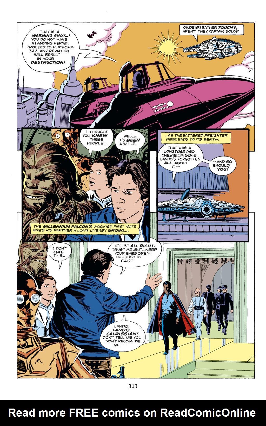 Read online Star Wars Omnibus comic -  Issue # Vol. 14 - 311