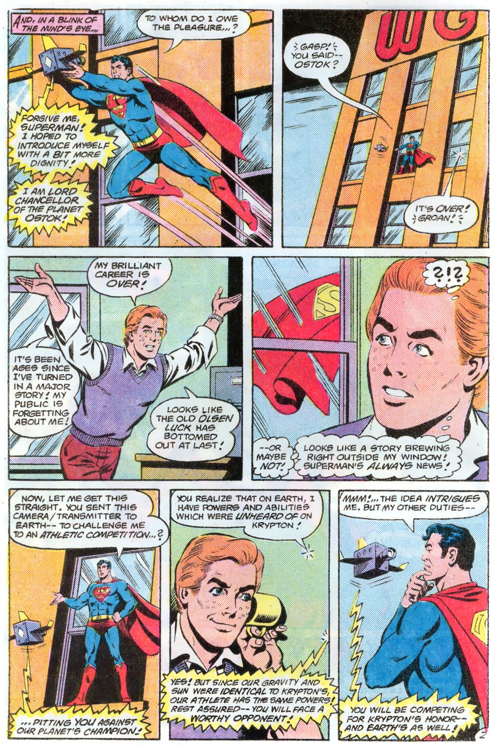 Read online Action Comics (1938) comic -  Issue #574 - 4
