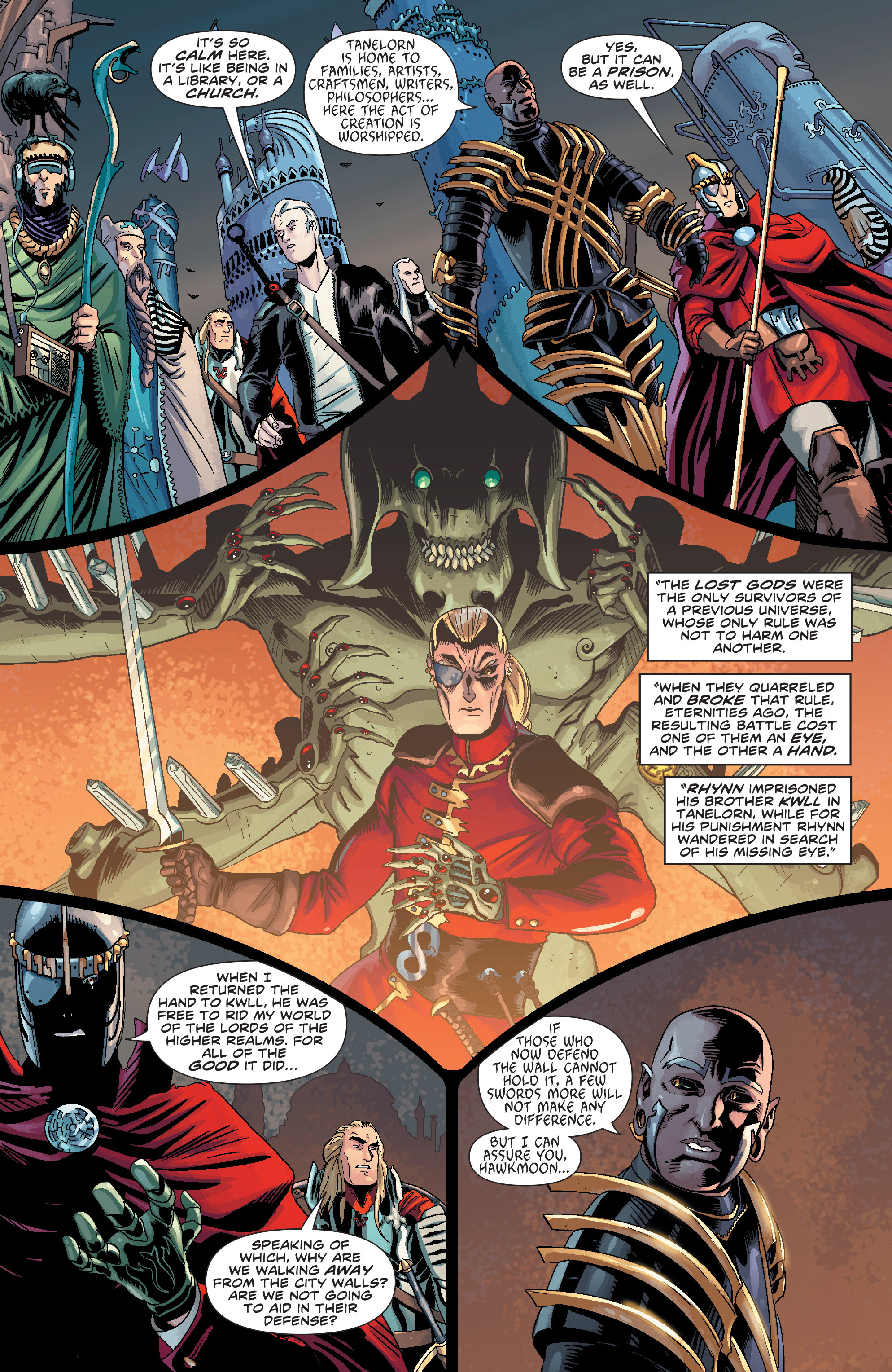 Read online Elric: The Balance Lost comic -  Issue # TPB 2 - 79