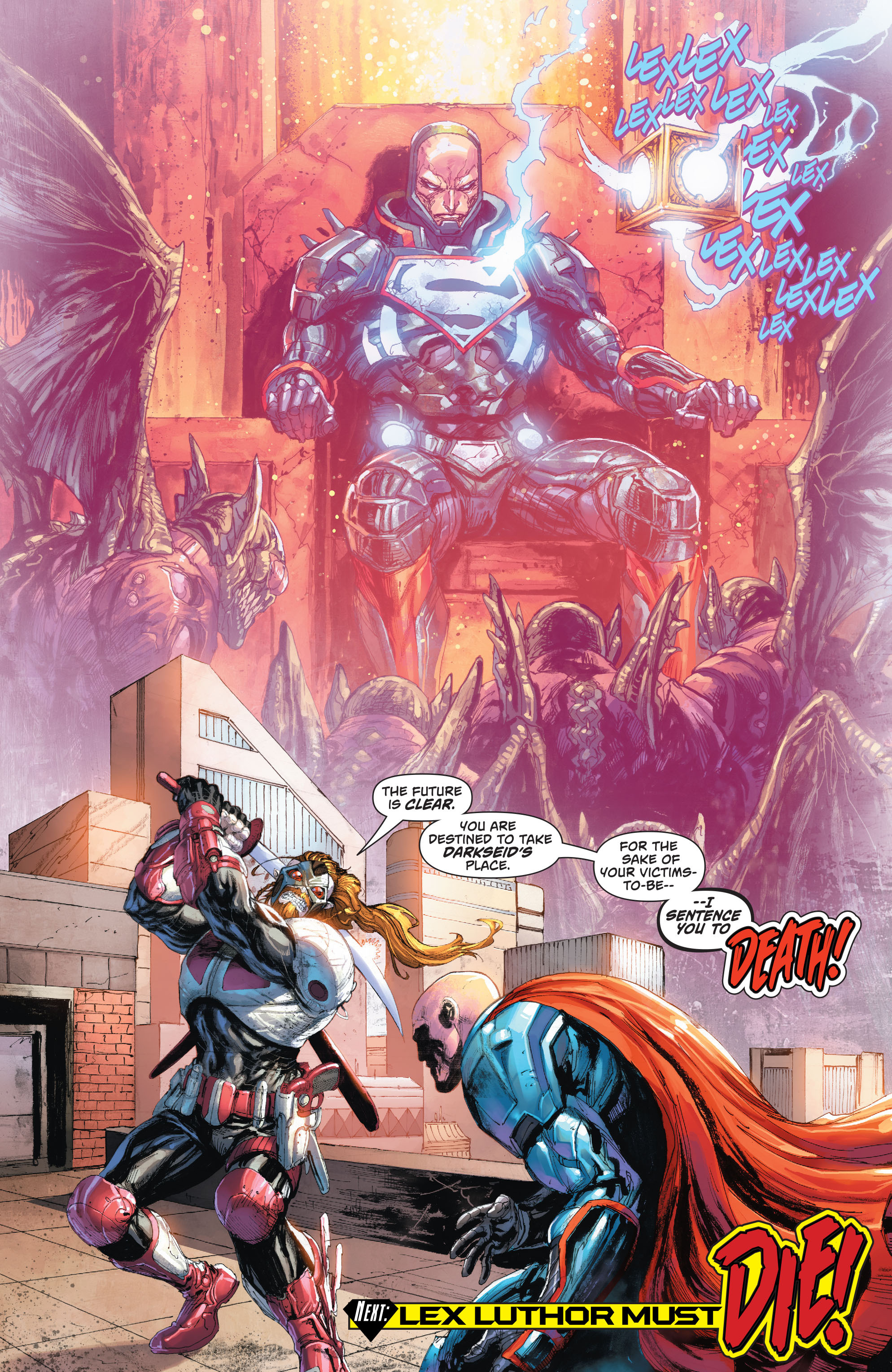 Read online Action Comics (2016) comic -  Issue #967 - 22