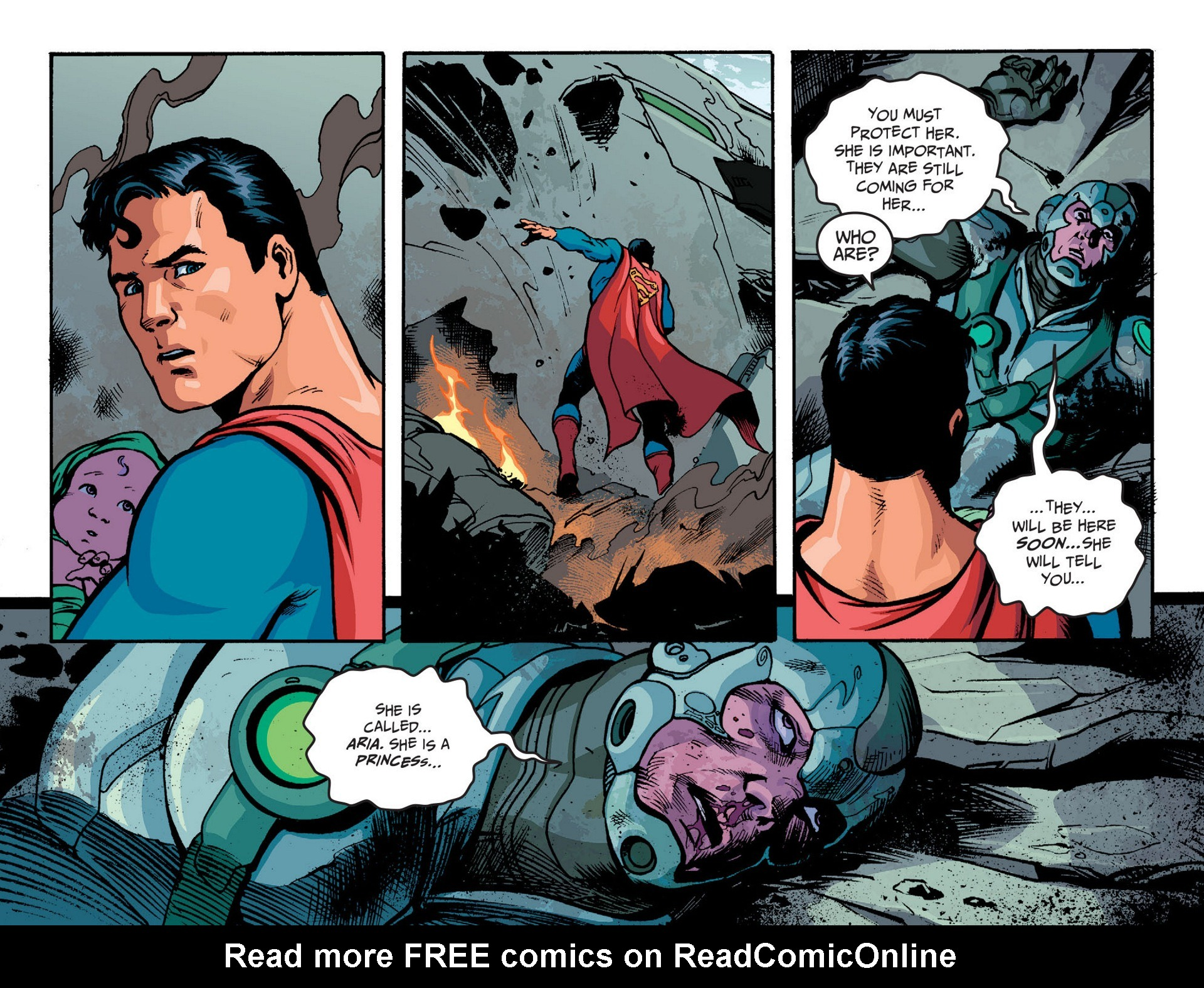 Read online Adventures of Superman [I] comic -  Issue #13 - 11