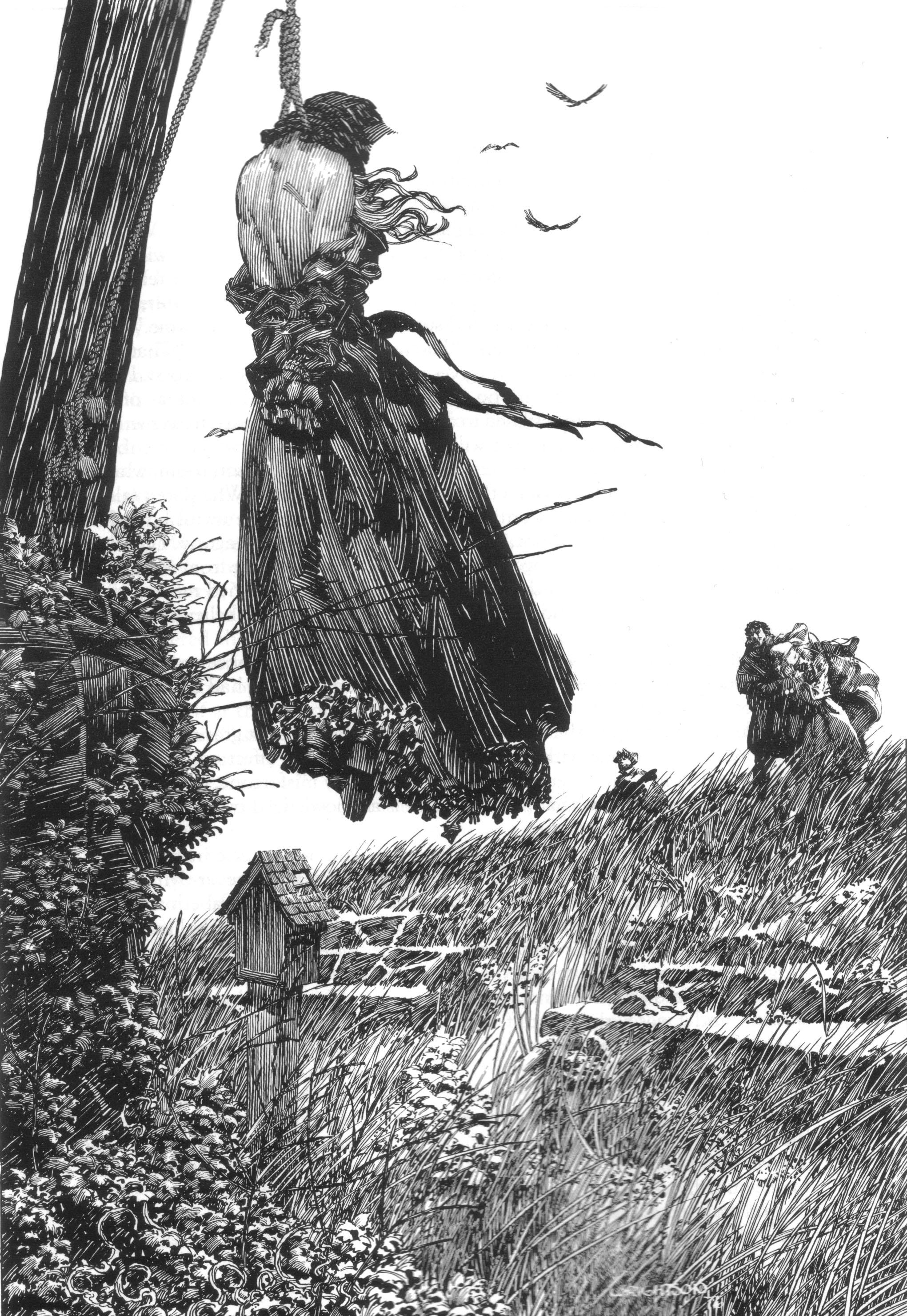 Read online Bernie Wrightson's Frankenstein comic -  Issue # Full - 17