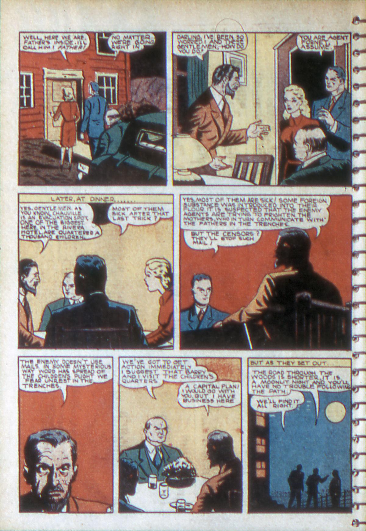 Read online Adventure Comics (1938) comic -  Issue #54 - 15