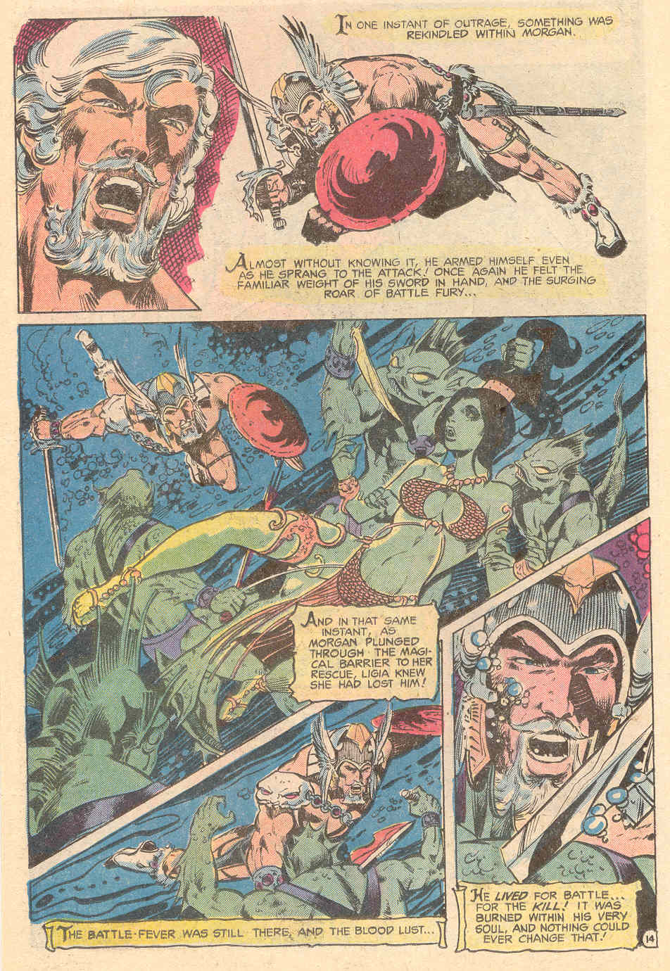 Warlord (1976) issue 24 - Page 15