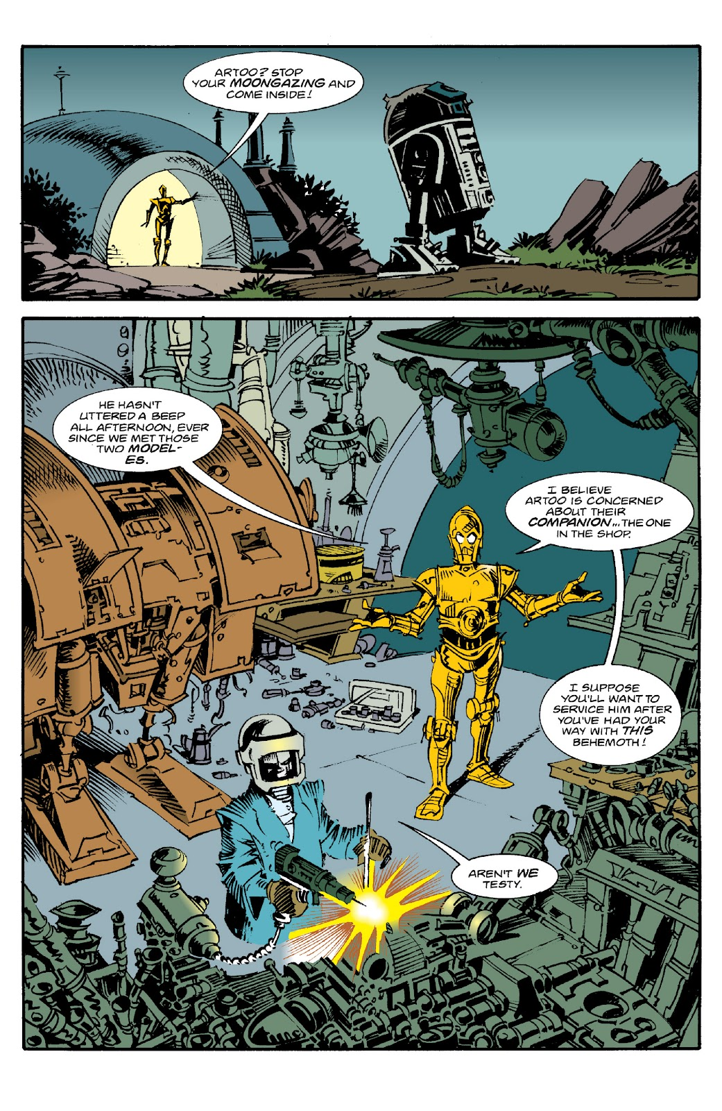Read online Star Wars Legends Epic Collection: The Empire comic -  Issue # TPB 5 (Part 2) - 41
