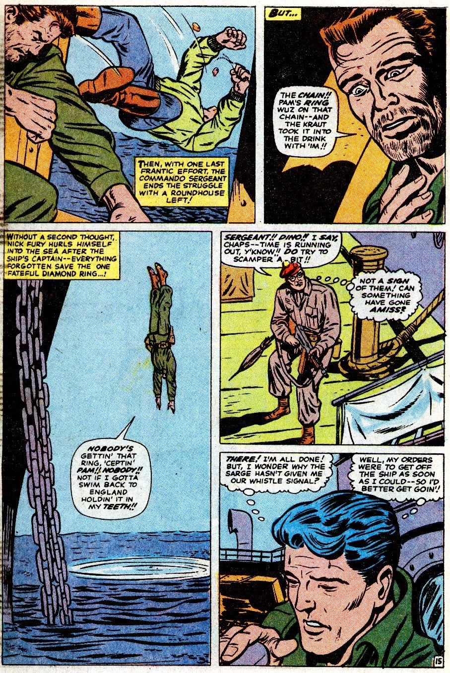 Sgt. Fury issue _Special_6 - Page 29