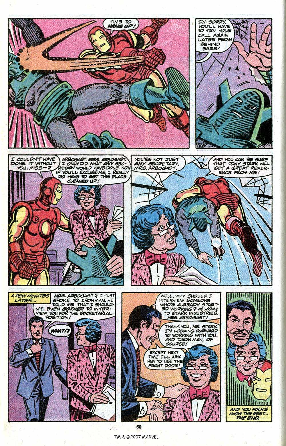 Iron Man Annual issue 11 - Page 52
