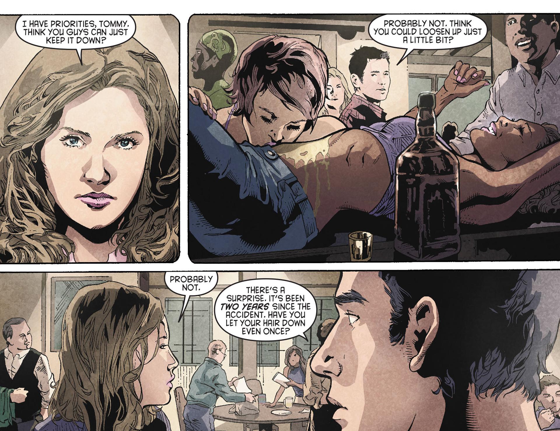 Read online Arrow [II] comic -  Issue #26 - 6