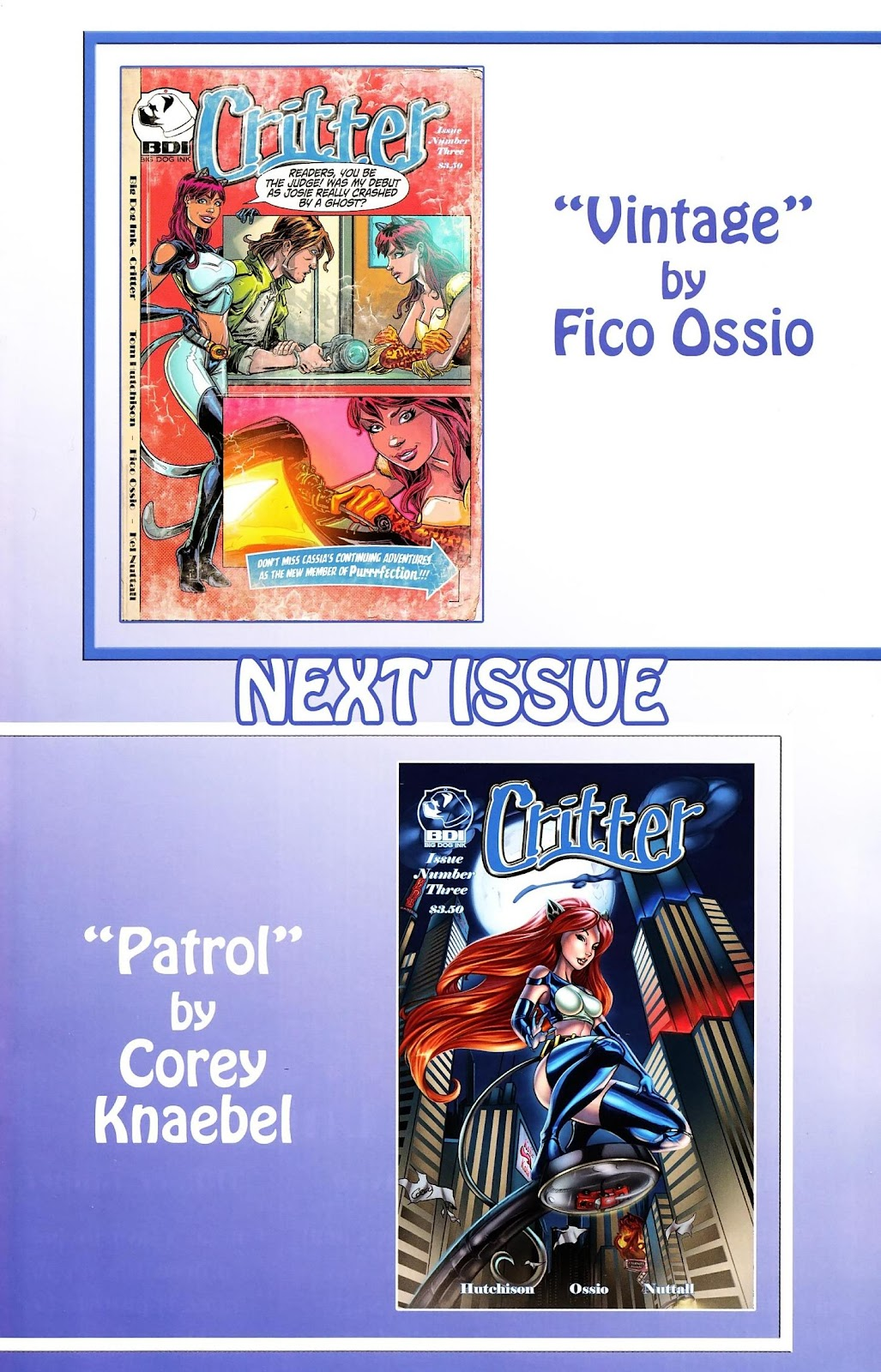 Read online Critter (2012) comic -  Issue #3 - 25