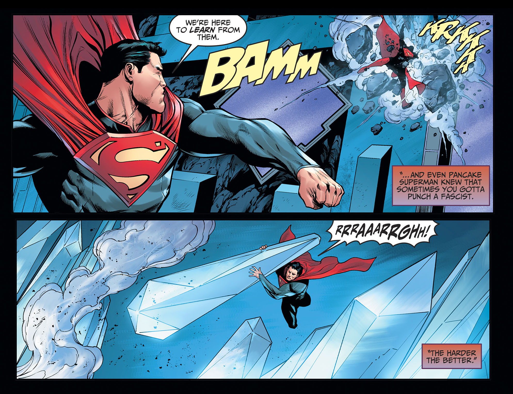 Read online Injustice: Ground Zero comic -  Issue #24 - 5