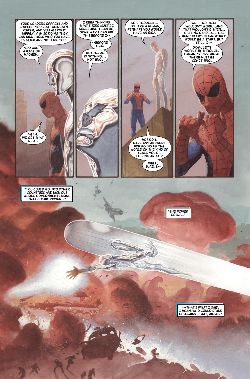 Read online Silver Surfer: Requiem comic -  Issue #2 - 13