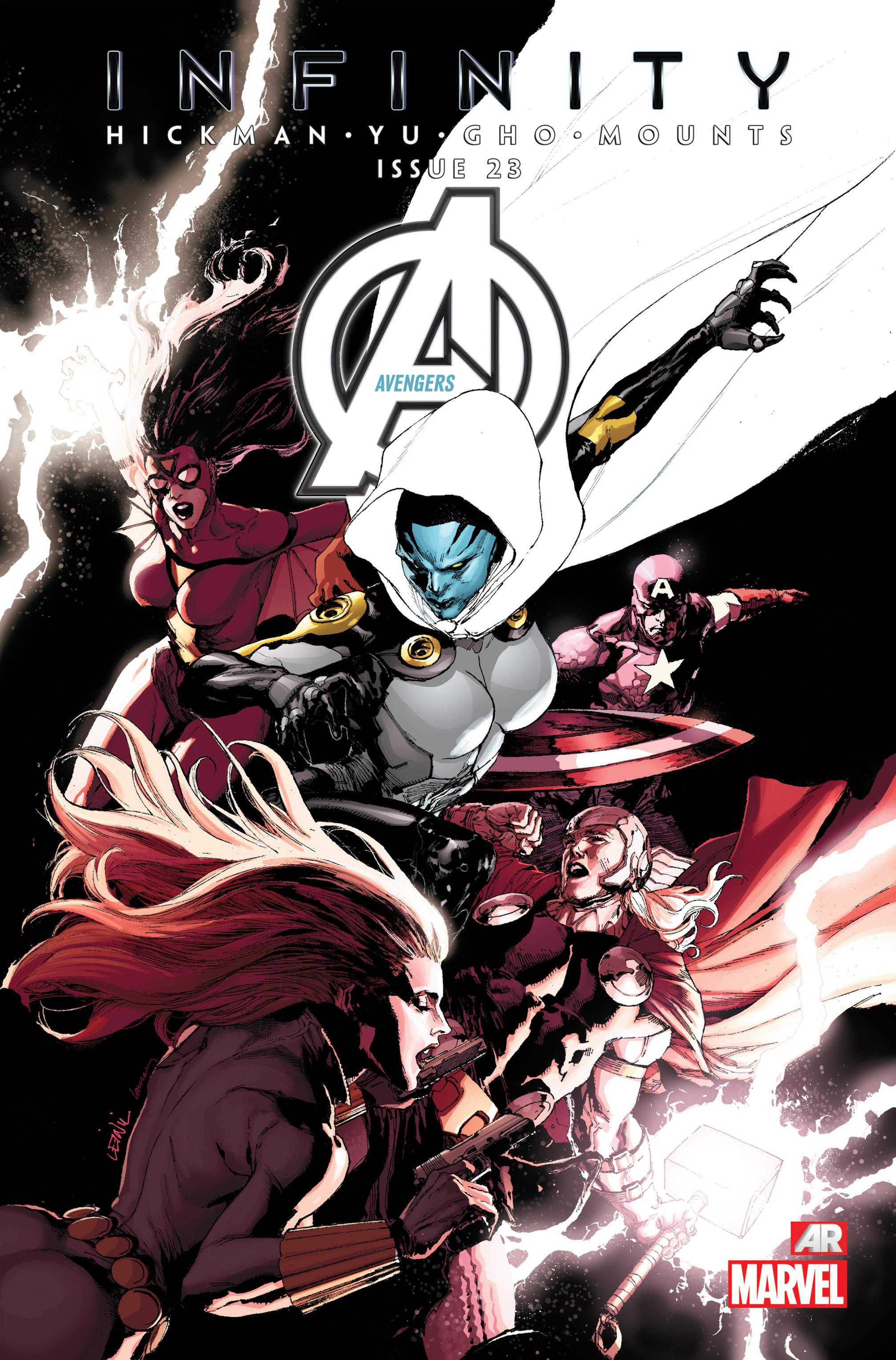 Read online Avengers (2013) comic -  Issue #Avengers (2013) _TPB 4 - 151