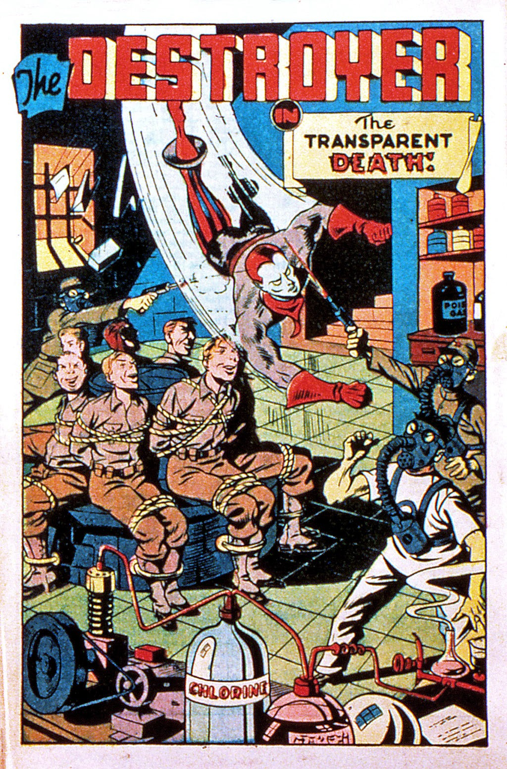 Read online Mystic Comics (1944) comic -  Issue #2 - 28