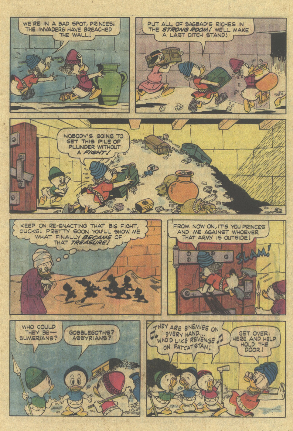 Read online Uncle Scrooge (1953) comic -  Issue #145 - 13