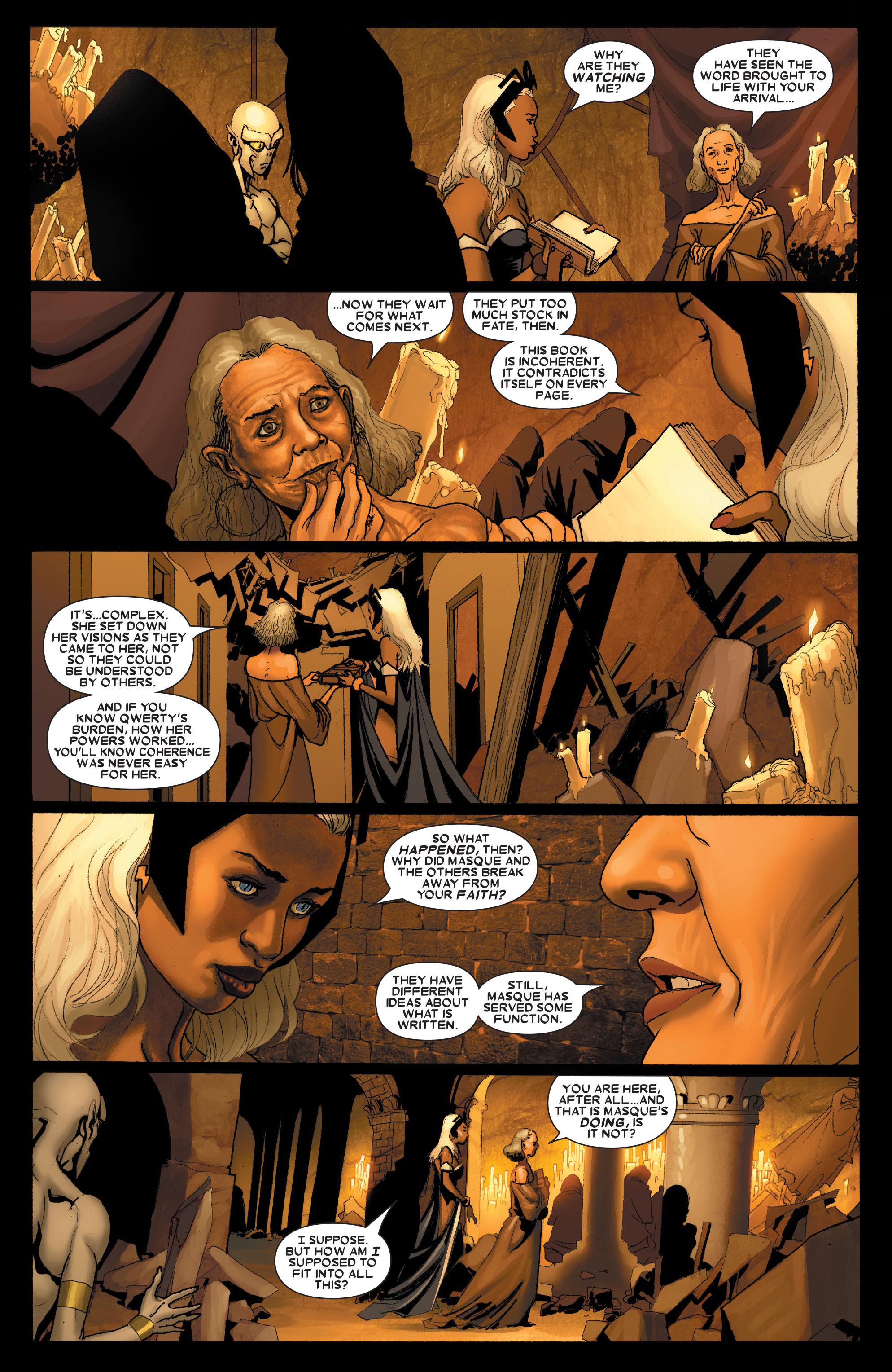 Read online Uncanny X-Men (1963) comic -  Issue #490 - 20
