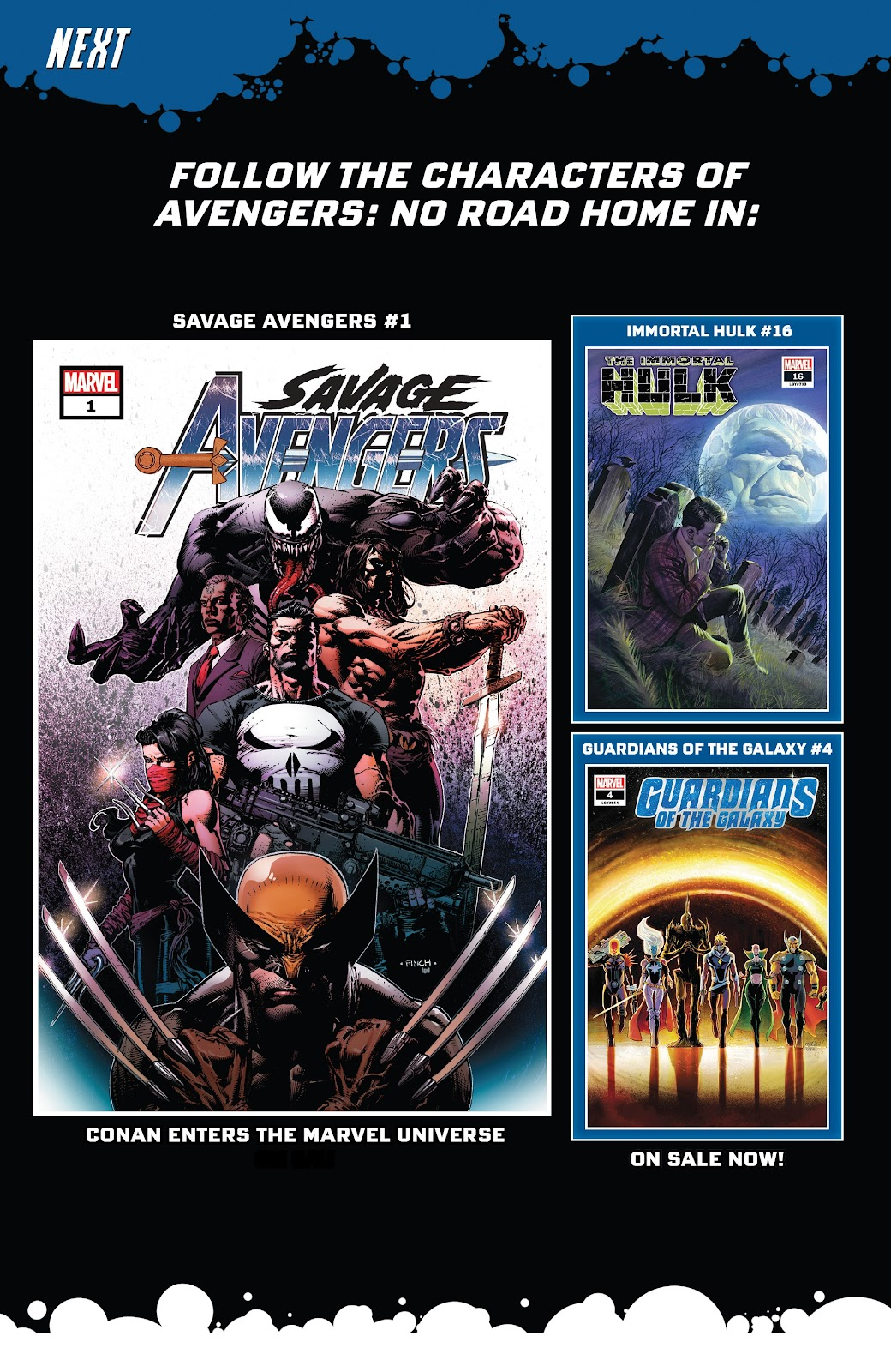 Read online Avengers No Road Home comic -  Issue #10 - 35