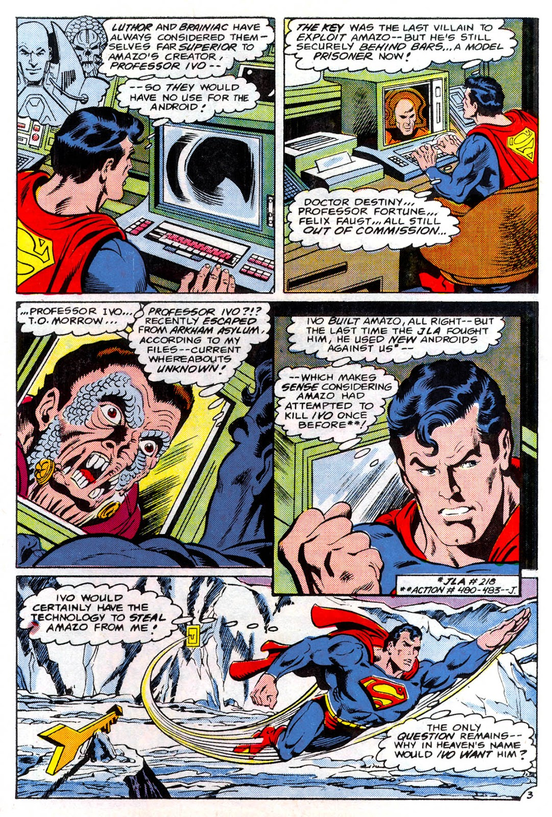 Read online Superman Special (1983) comic -  Issue #3 - 4