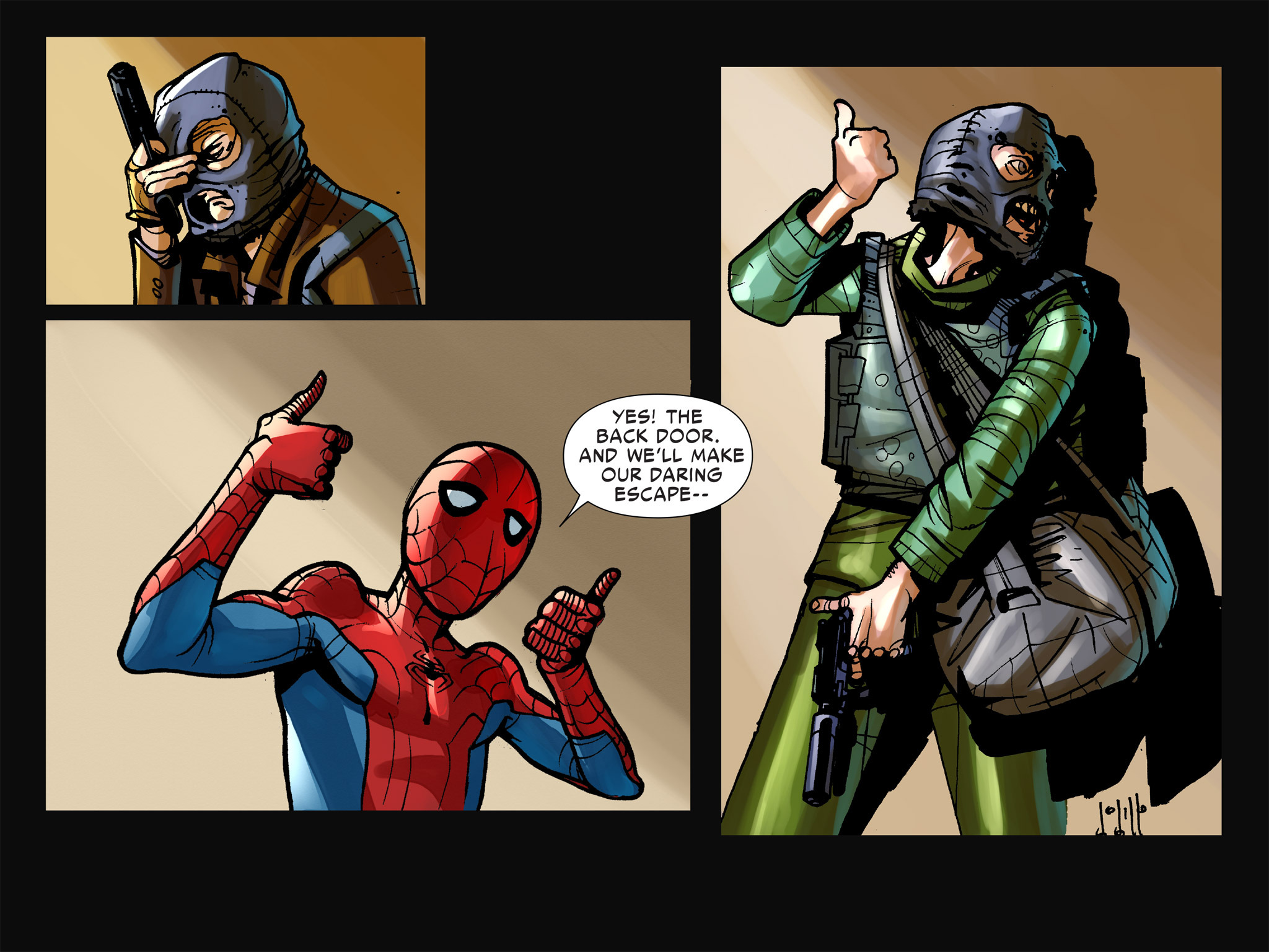 Read online Amazing Spider-Man: Who Am I? comic -  Issue # Full (Part 1) - 28