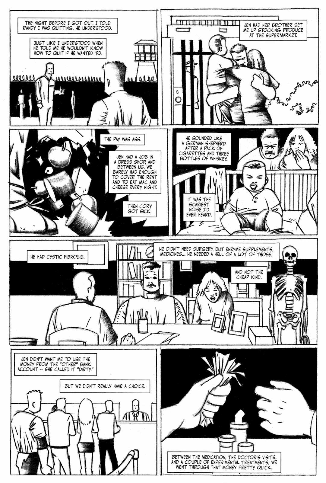 Read online Hench comic -  Issue # TPB - 28