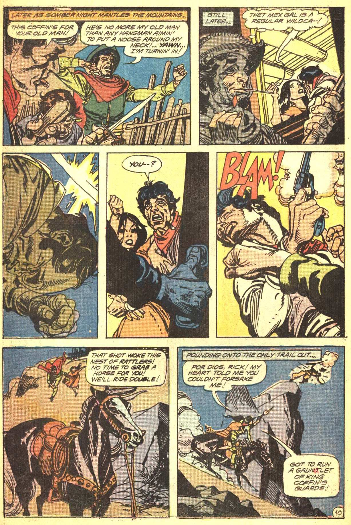 Read online All-Star Western (1970) comic -  Issue #4 - 12