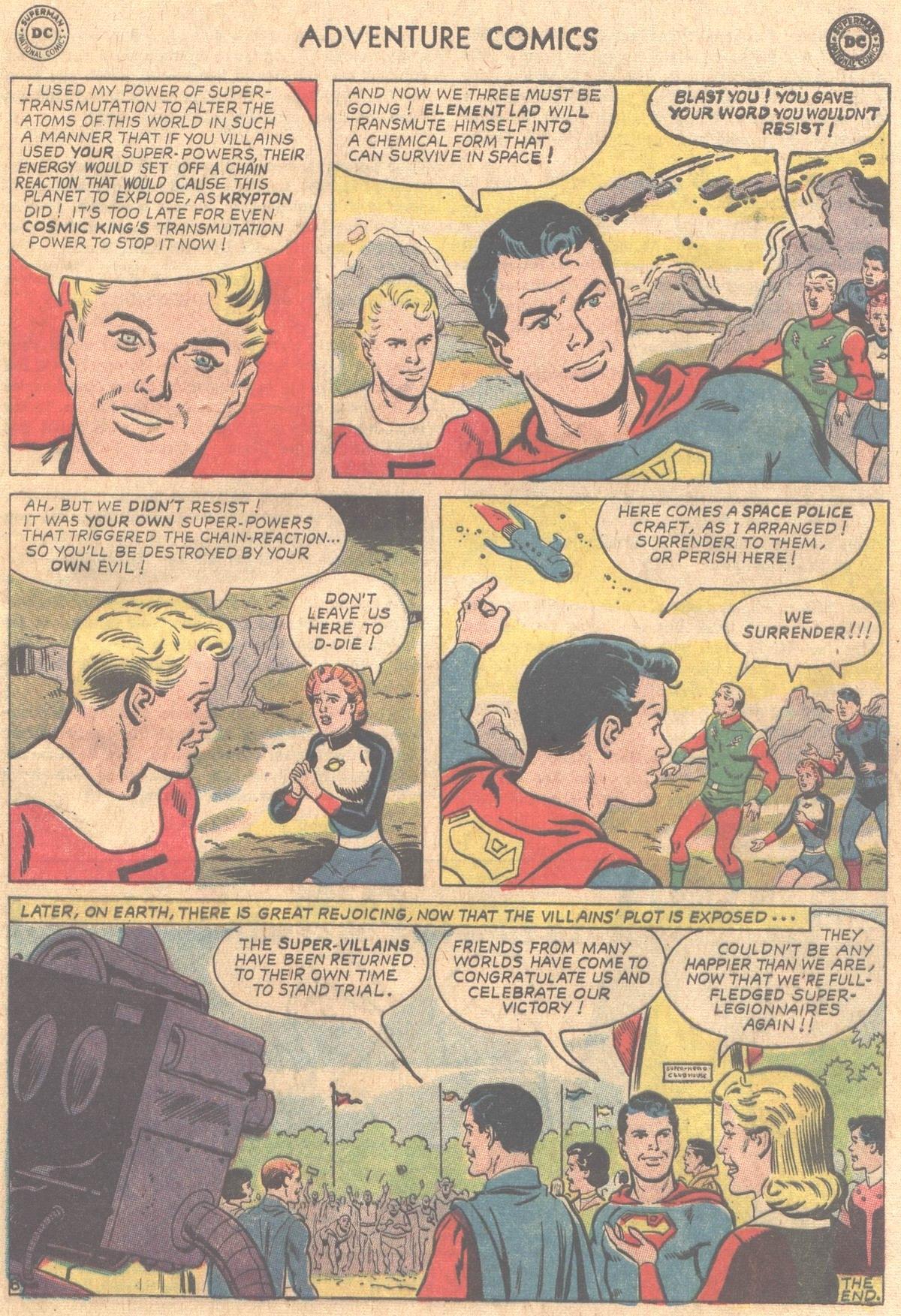 Read online Adventure Comics (1938) comic -  Issue #331 - 18