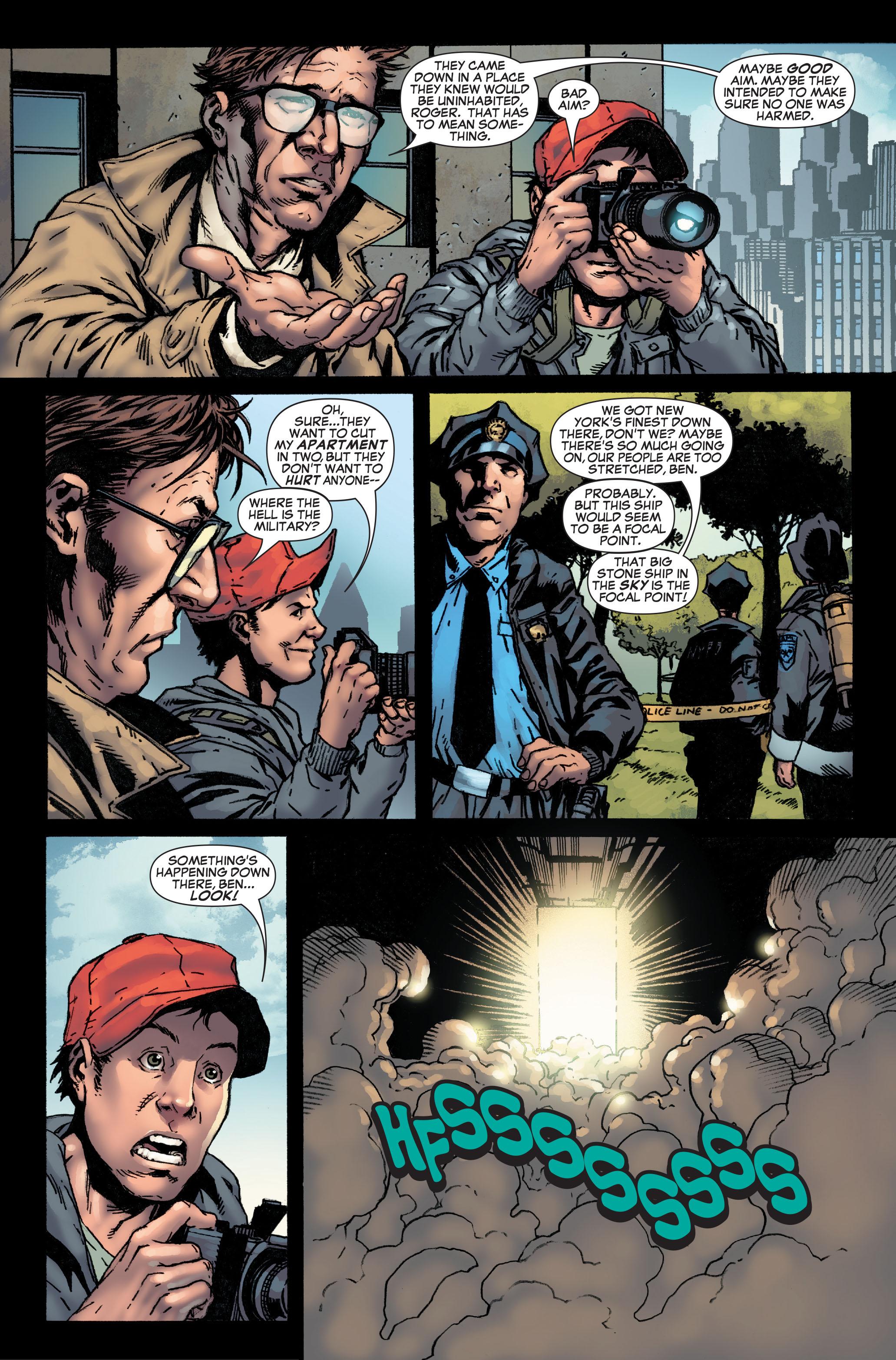 Read online World War Hulk: Front Line comic -  Issue #1 - 11