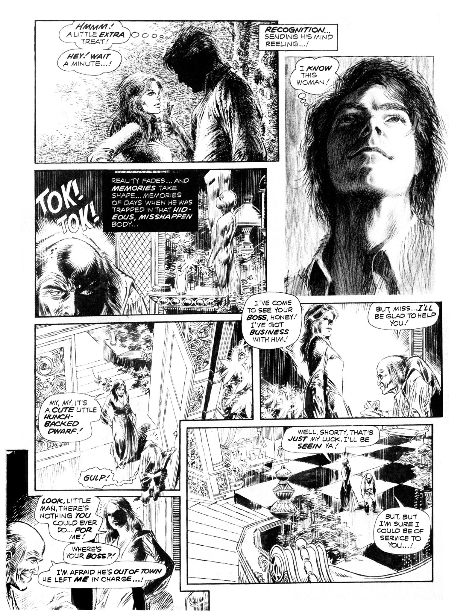 Read online Eerie Archives comic -  Issue # TPB 13 - 51