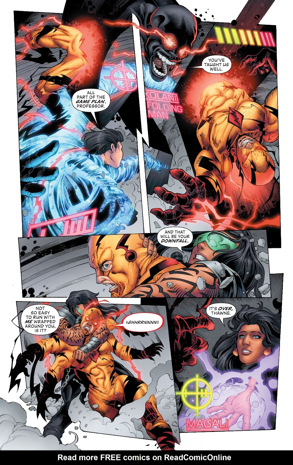 Read online The Flash (2011) comic -  Issue # _TPB 8 (Part 1) - 84