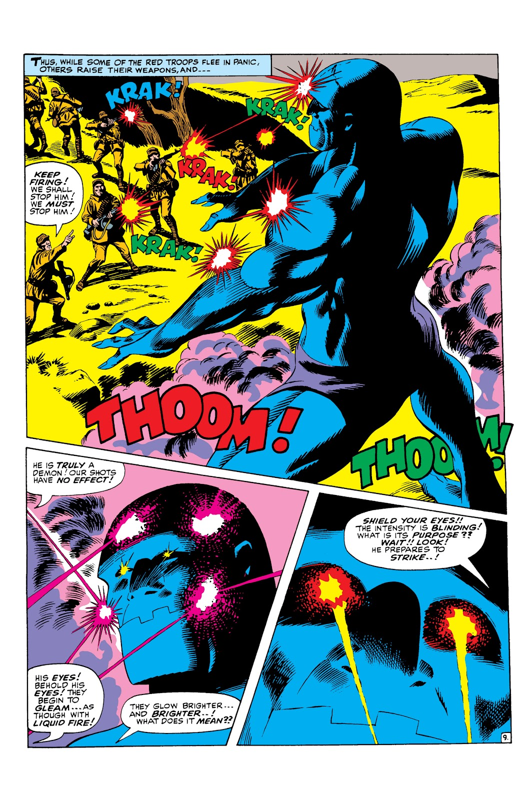 Read online Marvel Masterworks: The Invincible Iron Man comic -  Issue # TPB 3 (Part 3) - 65