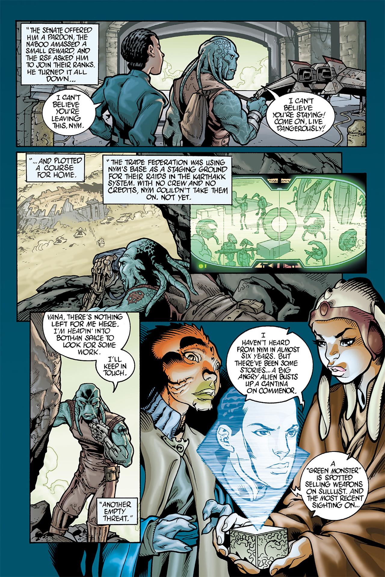 Read online Star Wars Omnibus comic -  Issue # Vol. 10 - 365