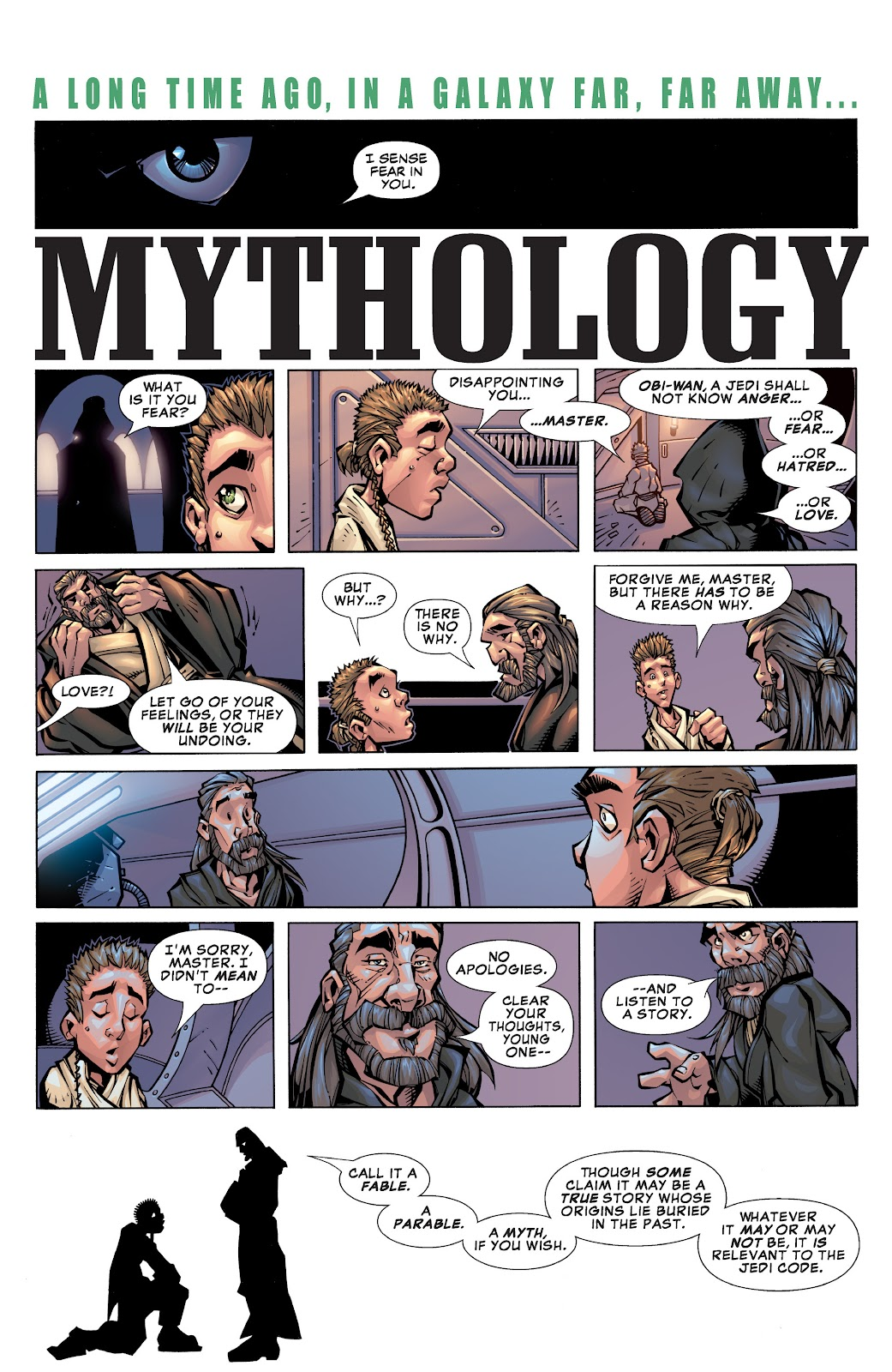 Read online Star Wars Legends: Rise of the Sith - Epic Collection comic -  Issue # TPB 1 (Part 2) - 100