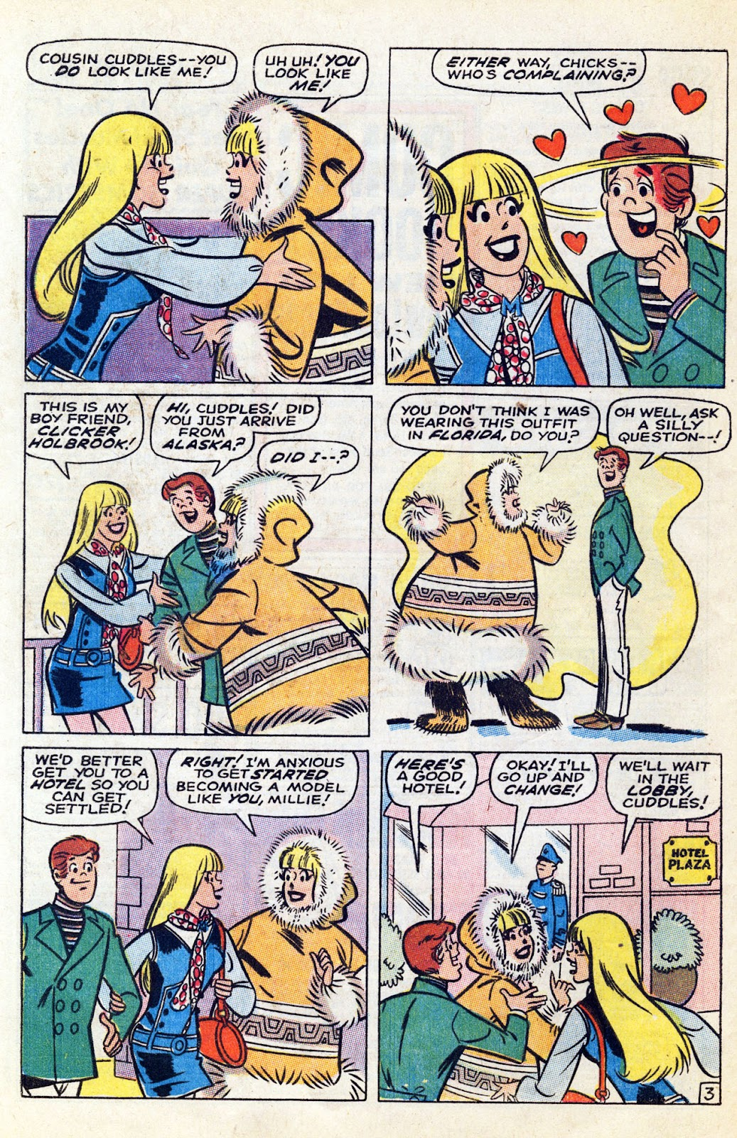 Mad About Millie issue 4 - Page 27