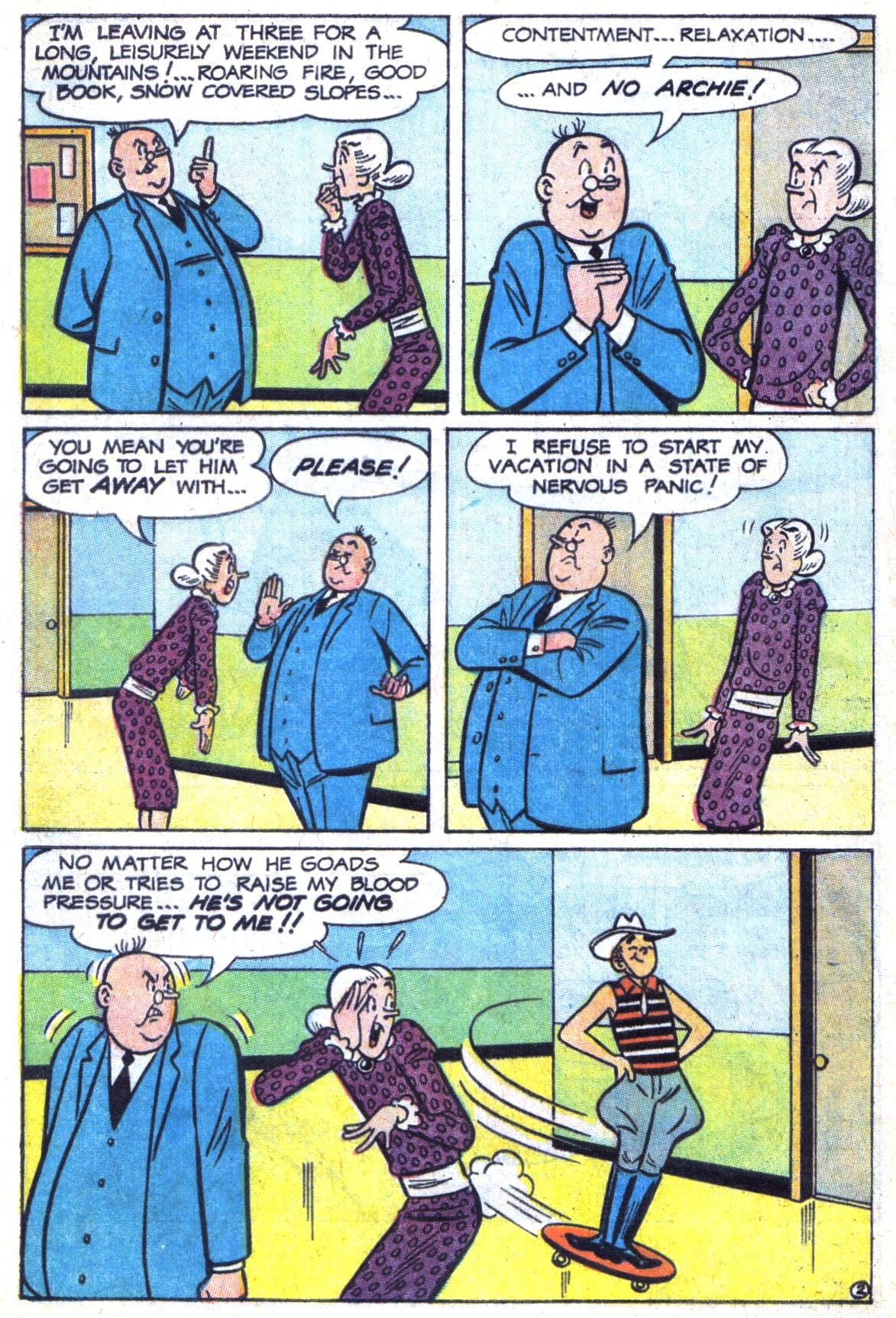 Read online Archie (1960) comic -  Issue #173 - 4