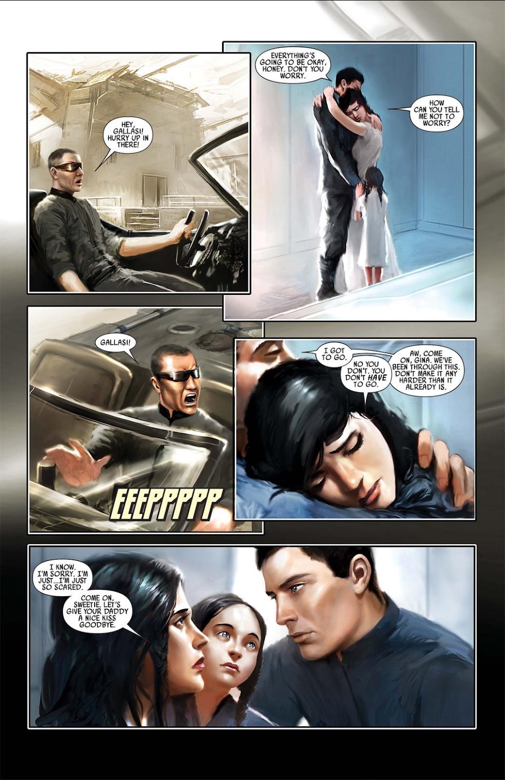 Read online After Dark comic -  Issue #1 - 24