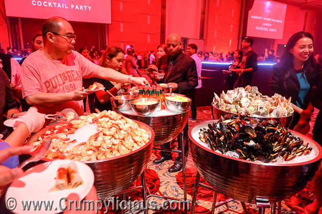 marriott grand ballroom launch