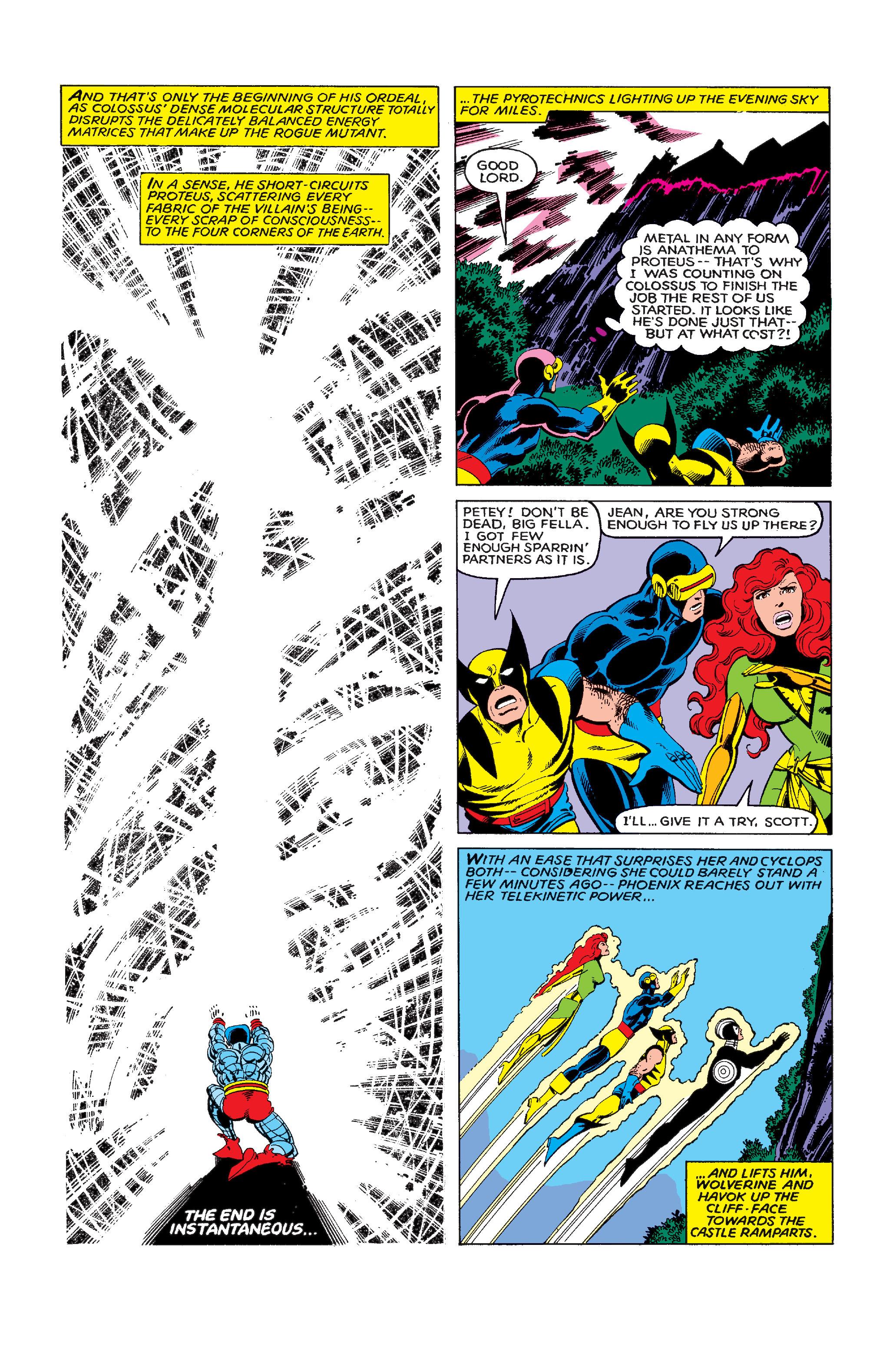 Read online Uncanny X-Men (1963) comic -  Issue #128 - 17