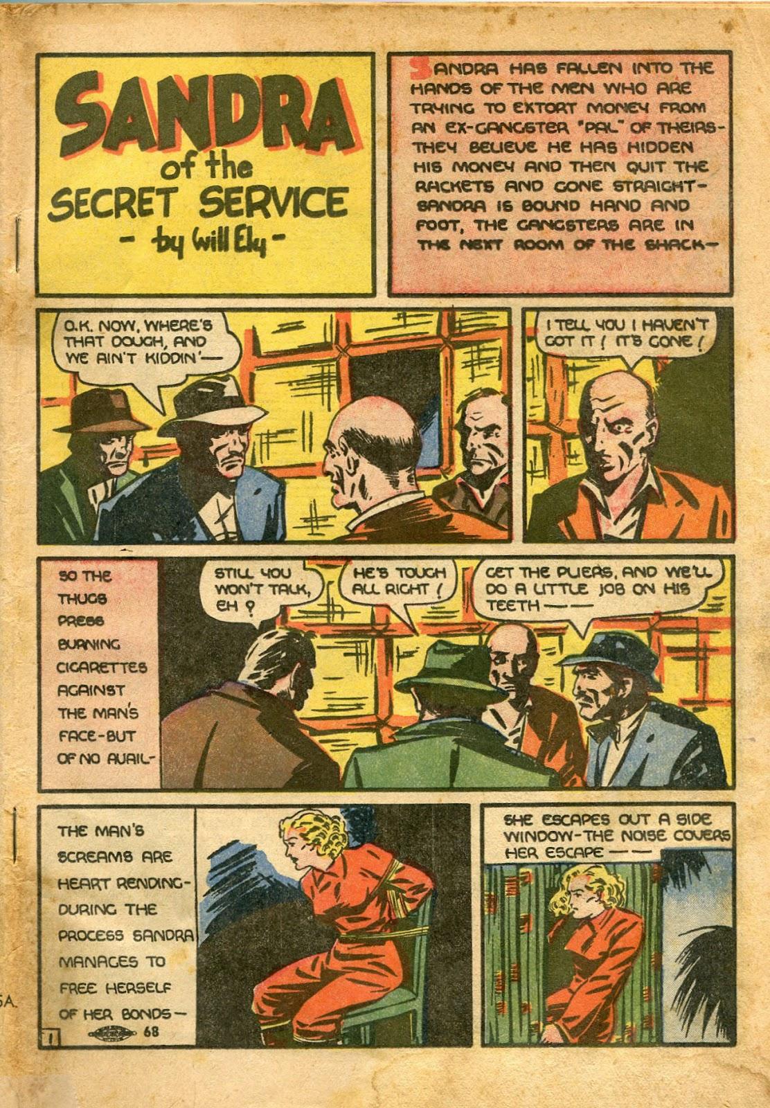 More Fun Comics 34 Page 2