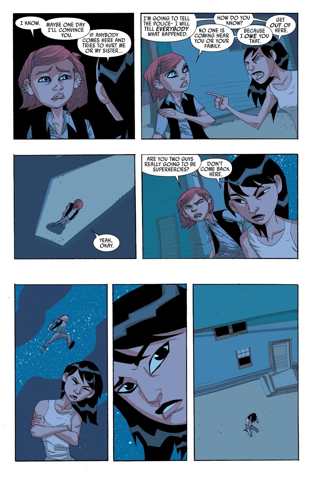 Read online Takio (2012) comic -  Issue #4 - 24
