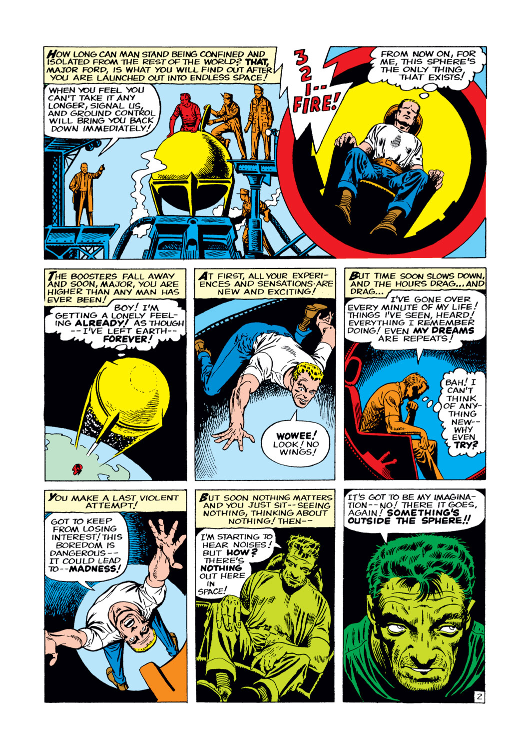 Tales to Astonish (1959) issue 12 - Page 23