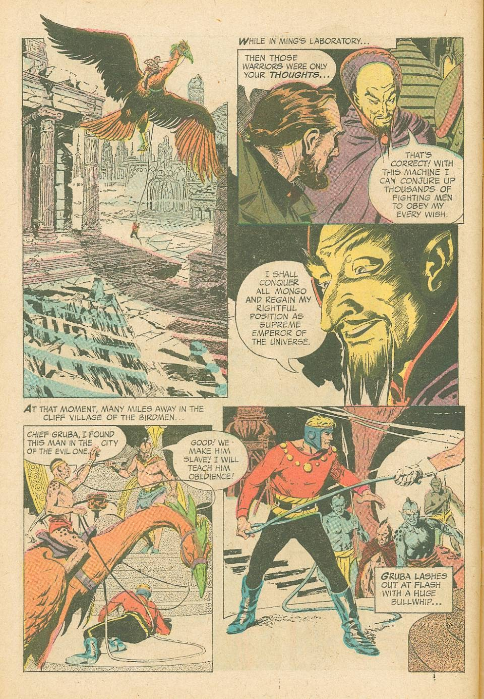 Flash Gordon (1966) issue 4 - Page 10