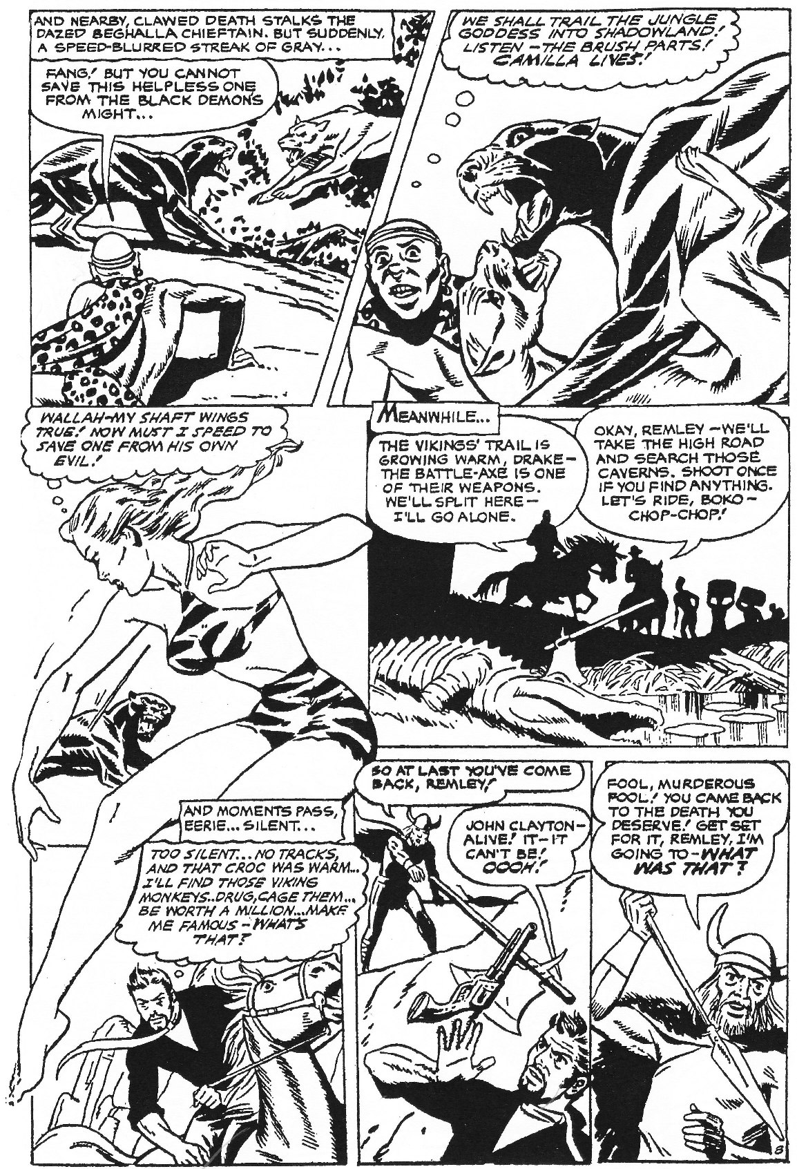 Read online Men of Mystery Comics comic -  Issue #57 - 24
