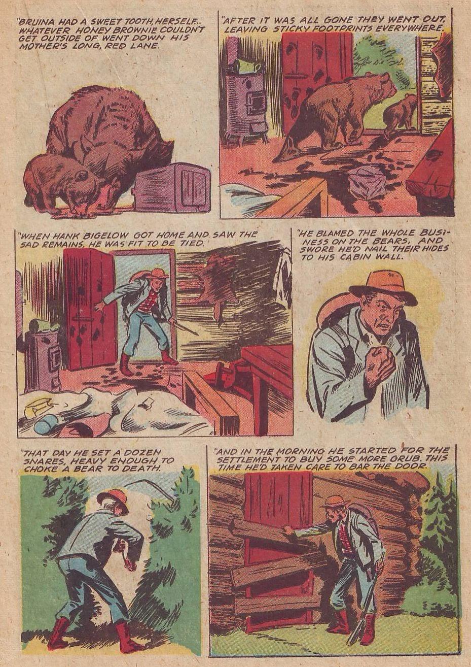 Read online Animal Comics comic -  Issue #28 - 29