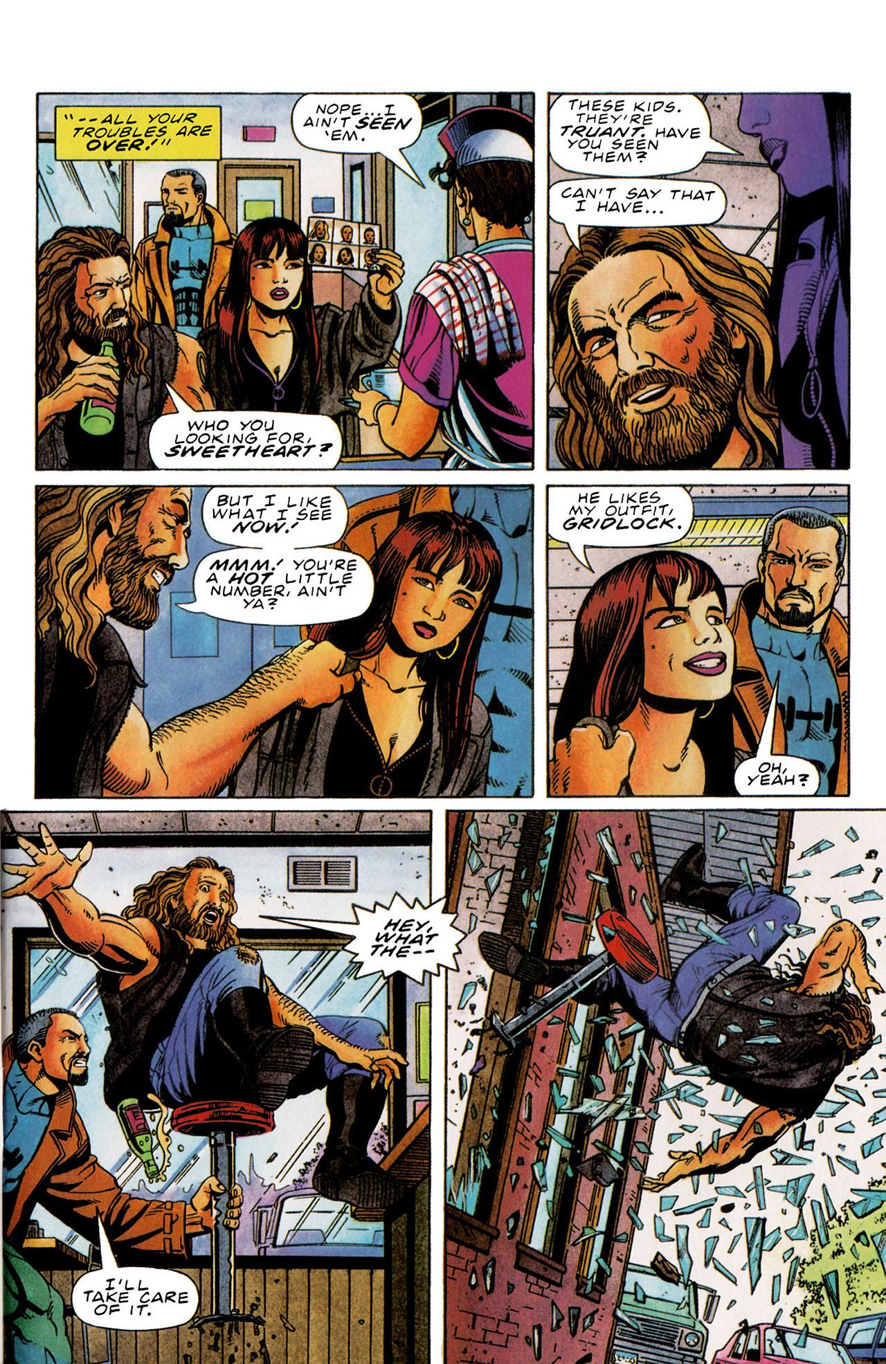 Read online Harbinger (1992) comic -  Issue #35 - 7