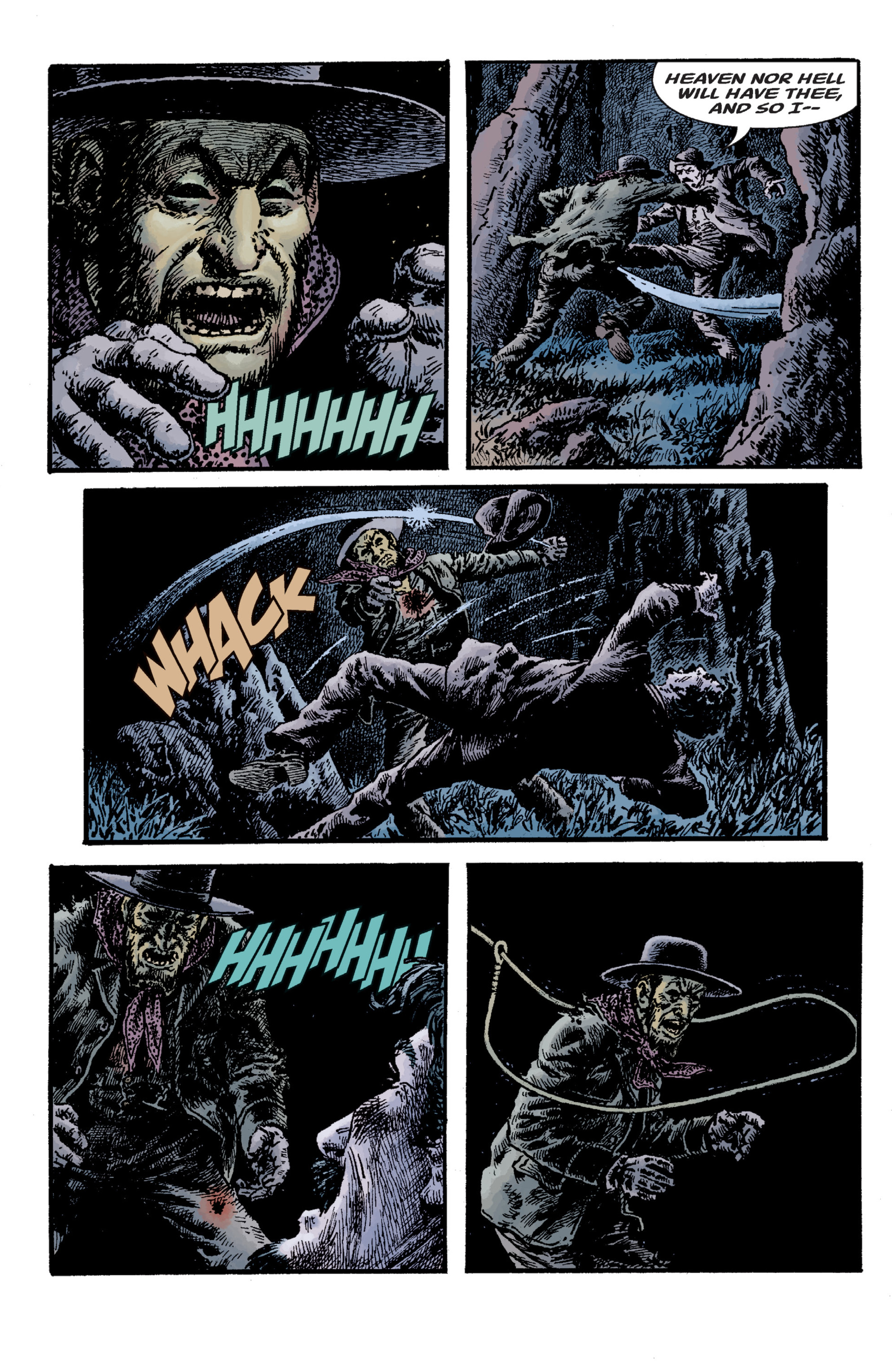 Read online Sir Edward Grey, Witchfinder: Lost and Gone Forever comic -  Issue # TPB - 57