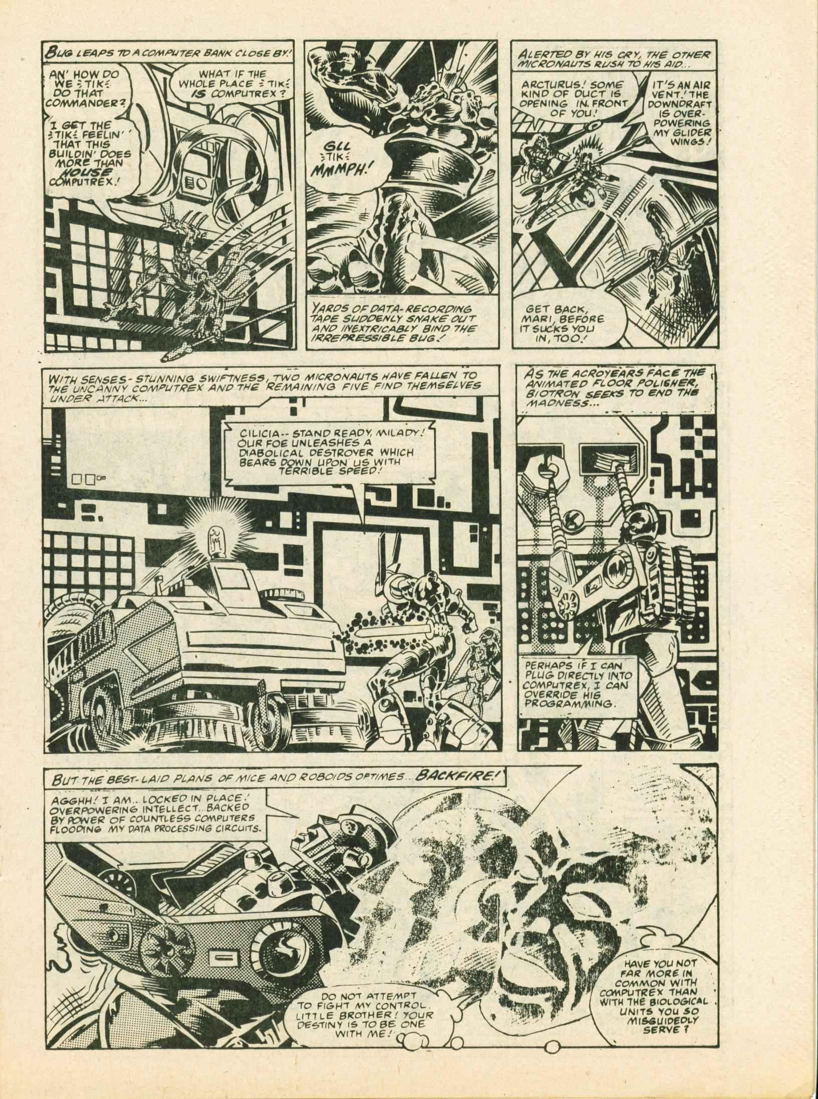 Read online Future Tense comic -  Issue #13 - 9