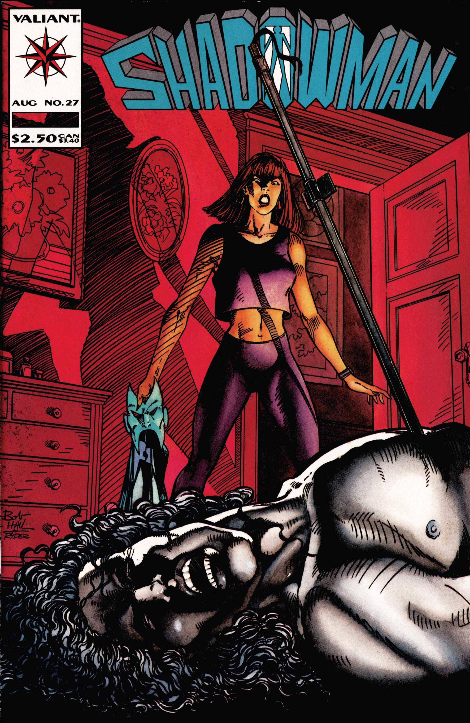 Read online Shadowman (1992) comic -  Issue #27 - 1