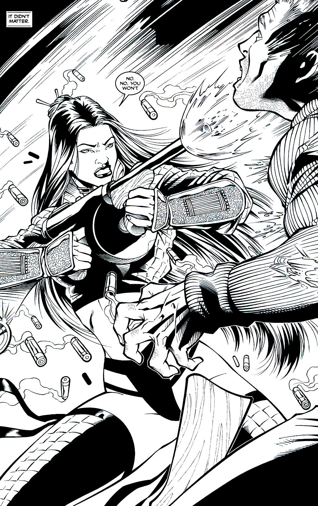 Read online Shi: Sempo comic -  Issue #2 - 19