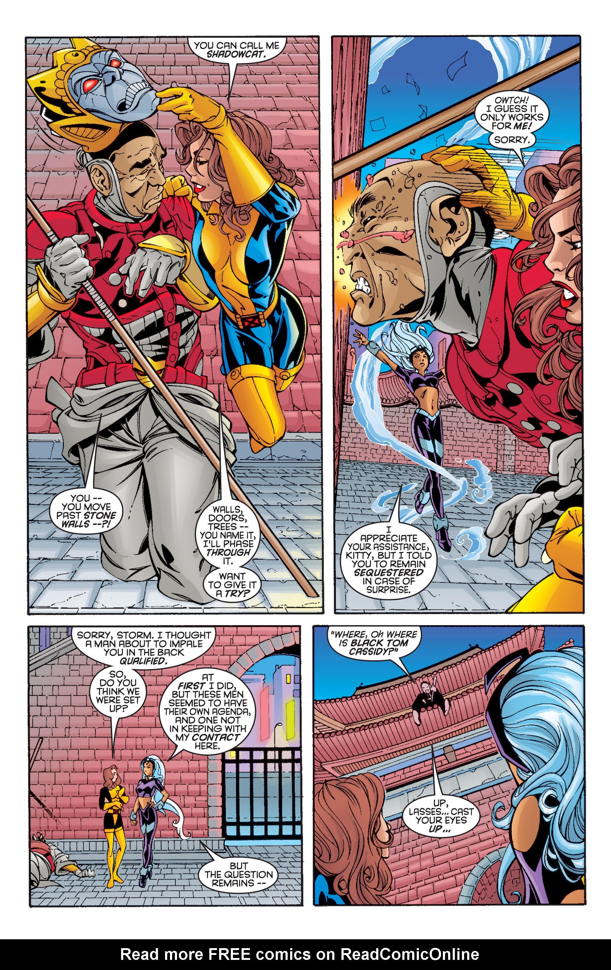 Read online Uncanny X-Men (1963) comic -  Issue #361 - 4