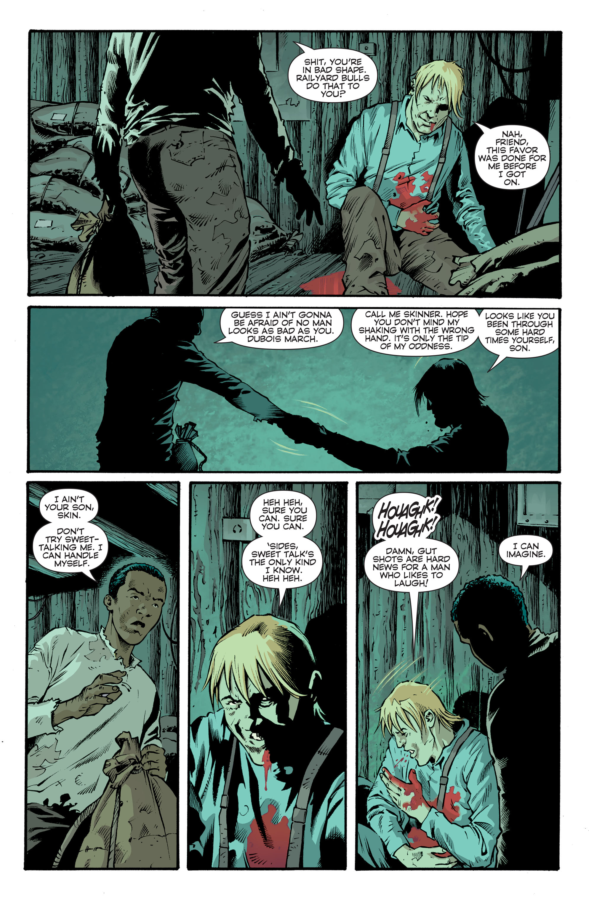Read online American Vampire: Anthology comic -  Issue #2 - 42